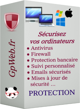 PROTECTION ORDINATEURS500